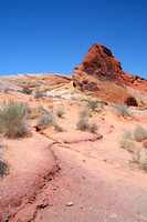 Valley of Fire and Red Rock Canyon